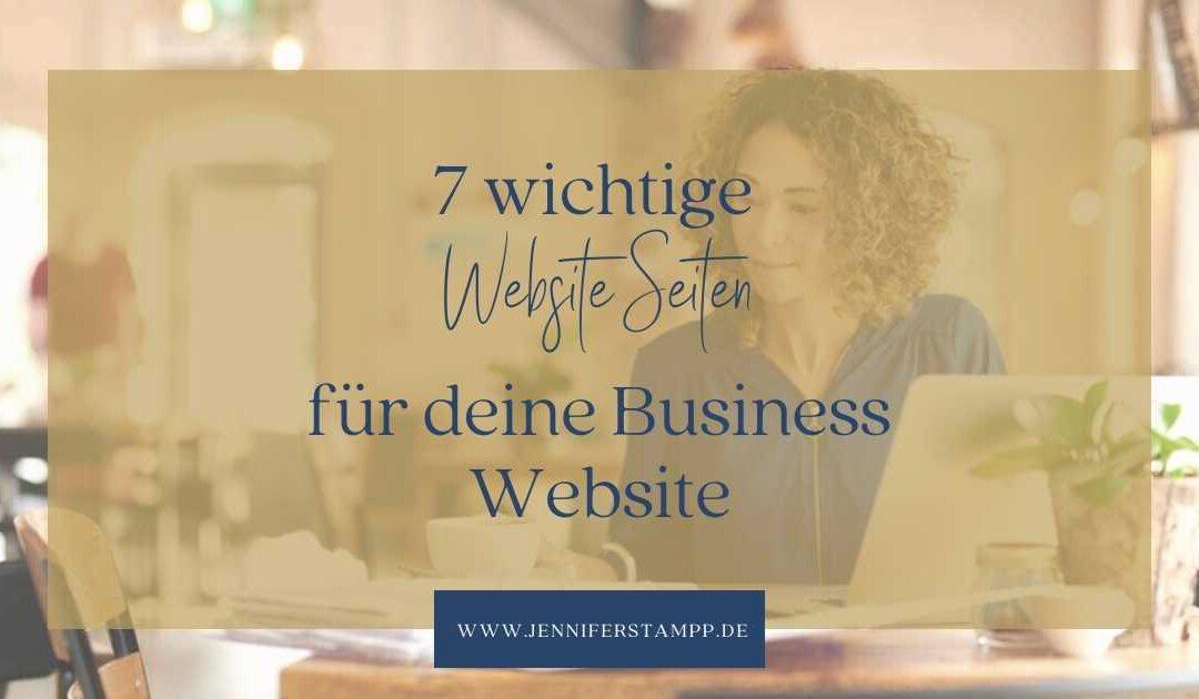wichtige Website Seiten für deine Business Website Blogbeitrag.jpg